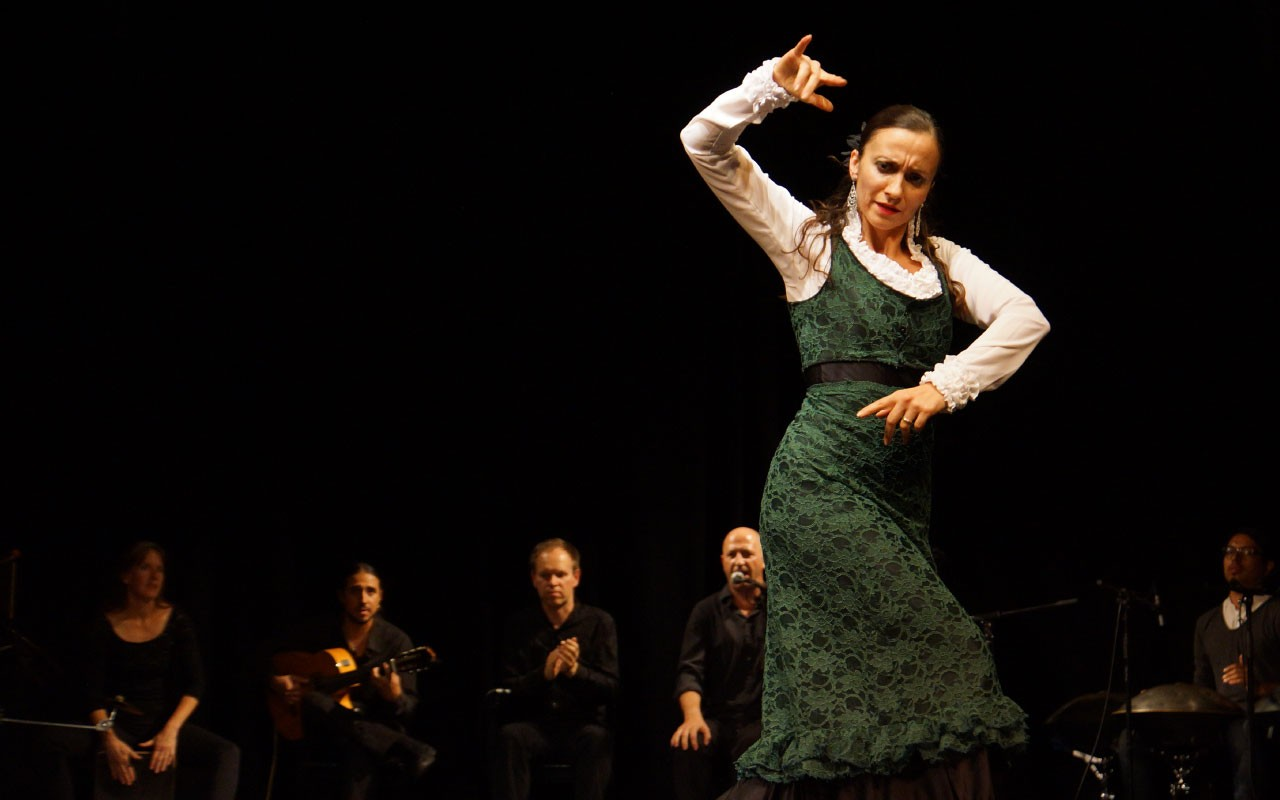 SooNaheLive: Flamenco-Abend